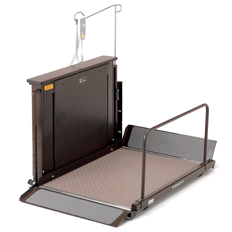 車椅子用段差解消機 UD-420